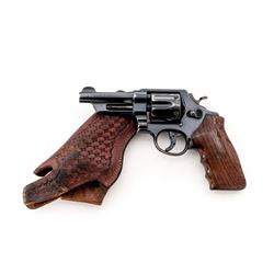 SW Lg. Frame Hand Ejector Double Action Revolver