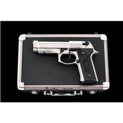 Beretta Model 92FS Vertec Inox Semi-Automatic Pistol