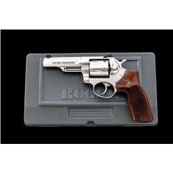 Ruger GP-100 Match Champion Revolver