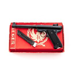 Ruger Mk I Semi-Auto Target Pistol