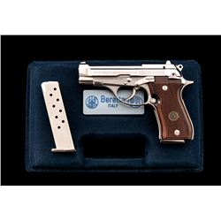 Scarce Beretta Model 82BB Semi-Automatic Pistol