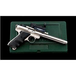 Ruger Mark III Hunter Semi-Automatic Pistol