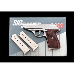 Sig Sauer P230 SL Semi-Automatic Pistol