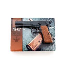 Hungarian FEG Model PJK-9HP Semi-Auto Pistol