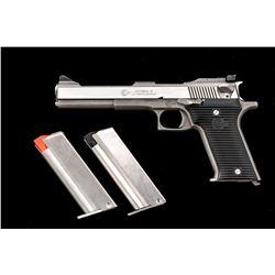 AMT Automag II Semi-Automatic Pistol