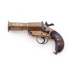 Schermuly MK III Style Flare Pistol