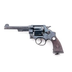 SW .45 Hand Ejector 1937 Brazilian Contract Revolver