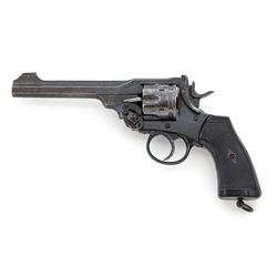 Enfield MK VI Double Action Revolver