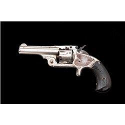 Antique SW .32 Model 1-1/2 Spurtrigger Revolver