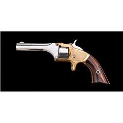 Antique SW No. 1 2nd Issue Revolver