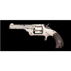 Antique SW No. 1-1/2 Revolver