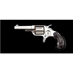 Antique Colt ''New Line 22'' Revolver