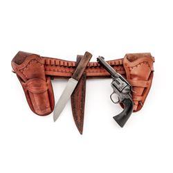 Colt Bisley Single Action Revolver