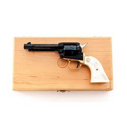 Colt West Virginia Centennial Frontier Scout Revolver
