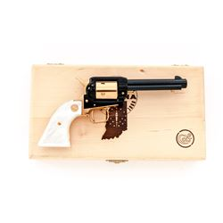 Colt Indiana Sesquicentennial Frontier Scout Revolver