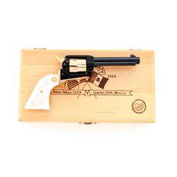 Colt Chamizal Treaty Commemorative Frontier Scout Revolver