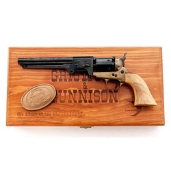 Repro Griswold  Gunnison Navy Style Revolver