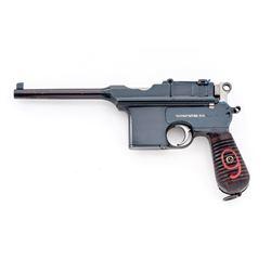 Astra Model 900 Semi-Automatic Pistol