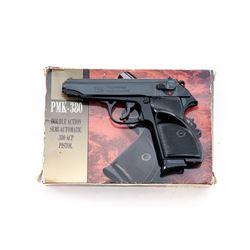 Hungarian FEG Model PMK-380 Semi-Automatic Pistol