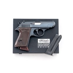 West German Walther PPK Semi-Automatic Pistol