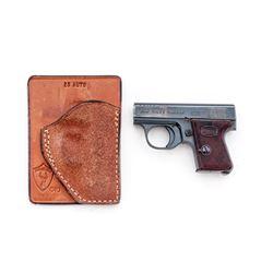 Mauser WTP Model II Vest Pocket Semi-Auto Pistol