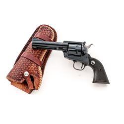 Early Ruger Old Model Blackhawk Flat-top Revolver