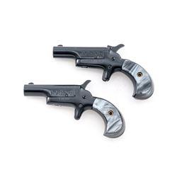 Lot of 2 Colt 1872 Butler Derringers