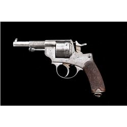 French Model 1873 Double Action Revolver