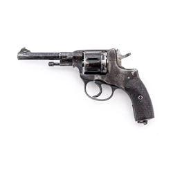 Izhevsk Model 1895 Nagant Gas-Seal Revolver