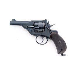 Antique Webley MK 1 Double Action Revolver