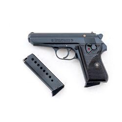 Czech Police marked CZ-50 Semi-Auto Pistol