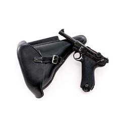 High Quality Non-Firing Replica Luger P.08 Pistol