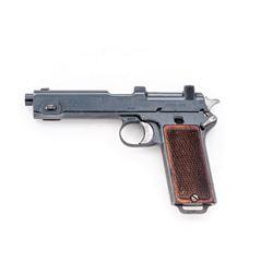 Steyr Hahn Model 1912 Semi-Automatic Pistol