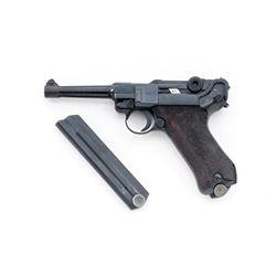Mauser P.08 Luger 1940 date 42 Code Pistol