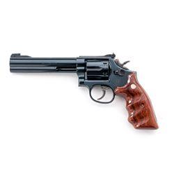 SW Model 17-6 K-22 Masterpiece Revolver