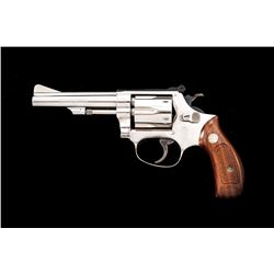 SW Model 34-a Double Action Revolver