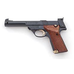 High Standard Supermatic Trophy Target Pistol