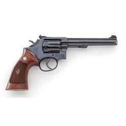 SW Model 17-2 (K-22) Double Action Revolver