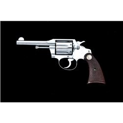 Colt Police Positive 2nd Issue Revolver