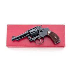 SW .32 Hand Ejector Double Action Revolver