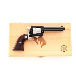 Colt Wyoming Diamond Jubilee Frontier Scout Revolver