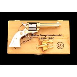 Colt Main Sesquicentennial Frontier Scout Revolver
