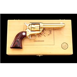 Colt Colorado Gold Rush Frontier Scout Revolver