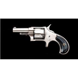 Antique Remington New Model No. 4 Revolver