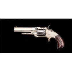 Antique SW No. 1-1/2 2nd Issue Revolver