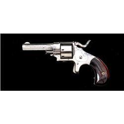 Forehand  Wadsworth Sidehammer Pocket Revolver