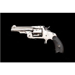Antique SW 1st Model Revolver, or ''Baby Russian''