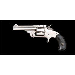 Antique SW No. 1-1/2 Single Action Revolver