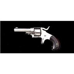 Forehand  Wadsworth Sidehammer Pocket Revolver