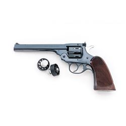 Early 1940's HR Sportsman Double Action Revolver